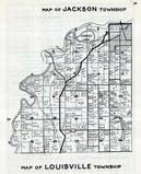 Jackson and Louisville Townships, Shakopee, Scott County 1940c